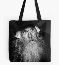 A Wise Old Man Tote Bag