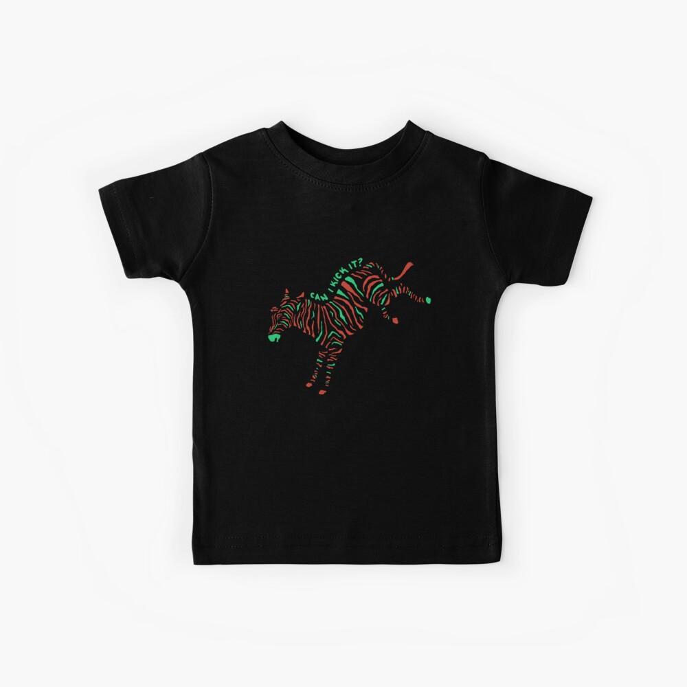 Can I Kick It? Kids T-Shirt