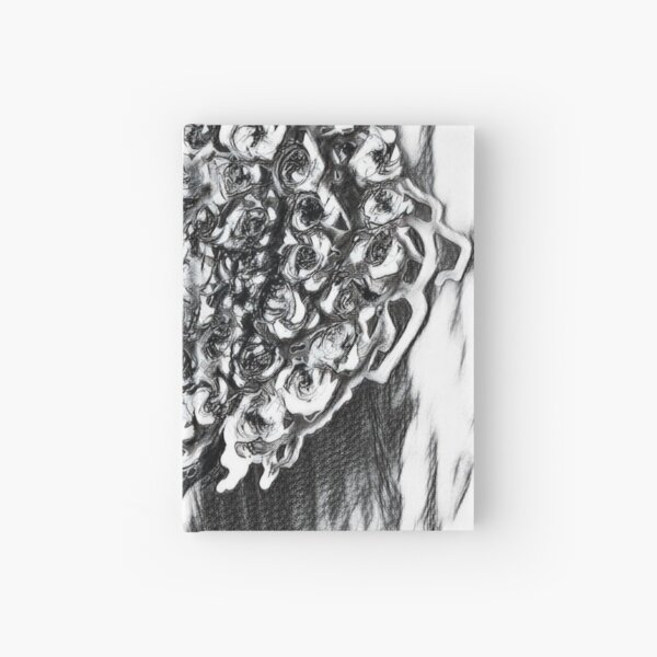 Tree Art 2 designed and created by (c) Janet Watson Art  Hardcover Journal
