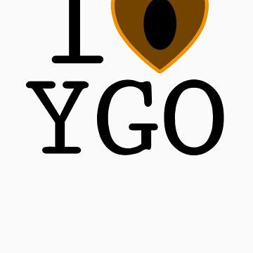 I <3 YU-GI-OH! by SpazzyFanGirl