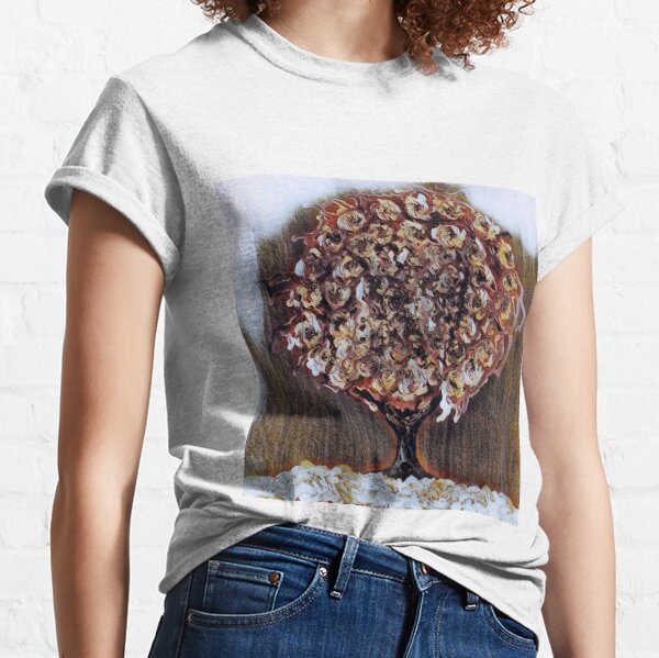 Tree Art 1 designed and created by Janet Watson Art  Classic T-Shirt