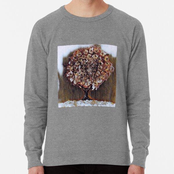 Tree Art 1 designed and created by Janet Watson Art  Lightweight Sweatshirt