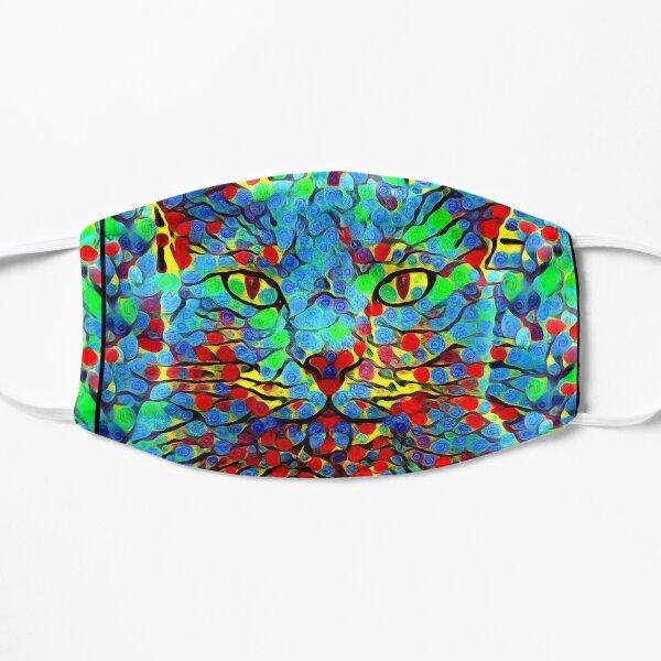 CAT POINT PAINTING Flache Maske