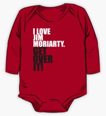 I love Jim Moriarty. Get over it! One Piece - Long Sleeve
