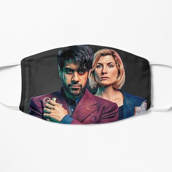 The Doctor and the Spymaster Mask