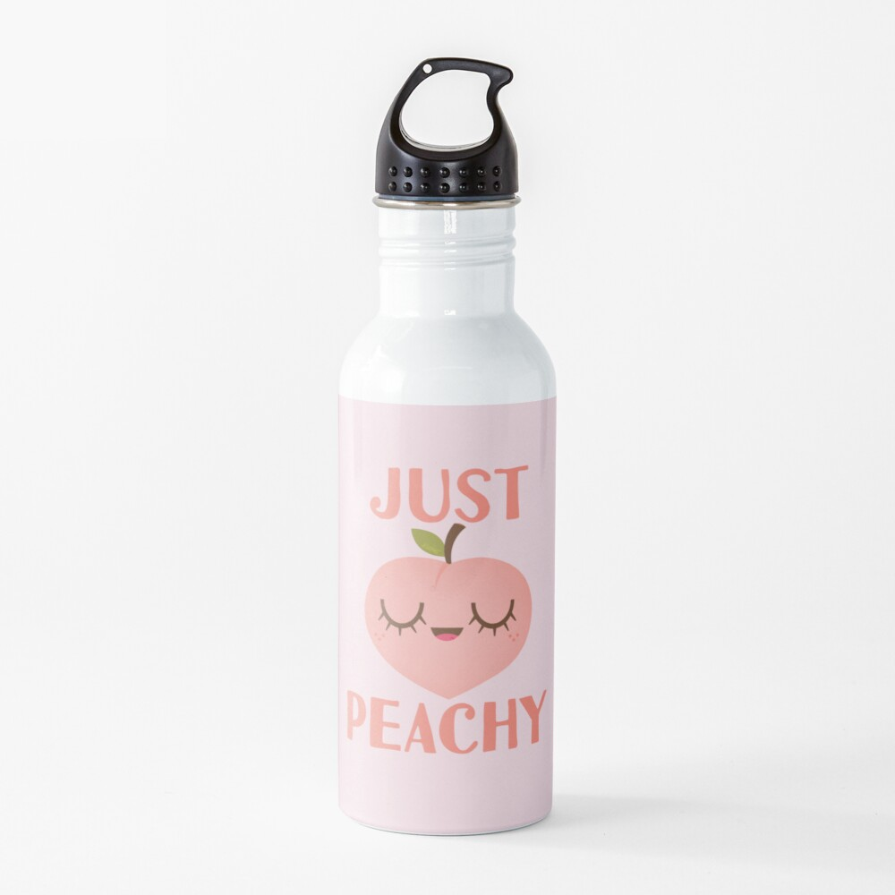 Just Peachy Water Bottle