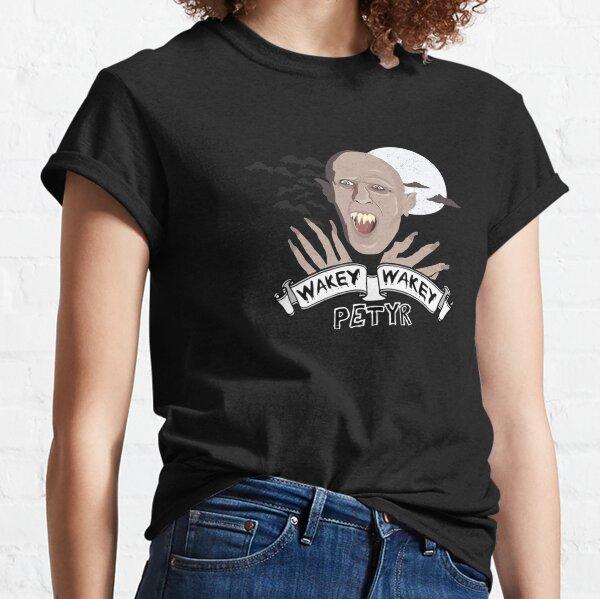 Wakey Wakey Petyr Classic T-Shirt