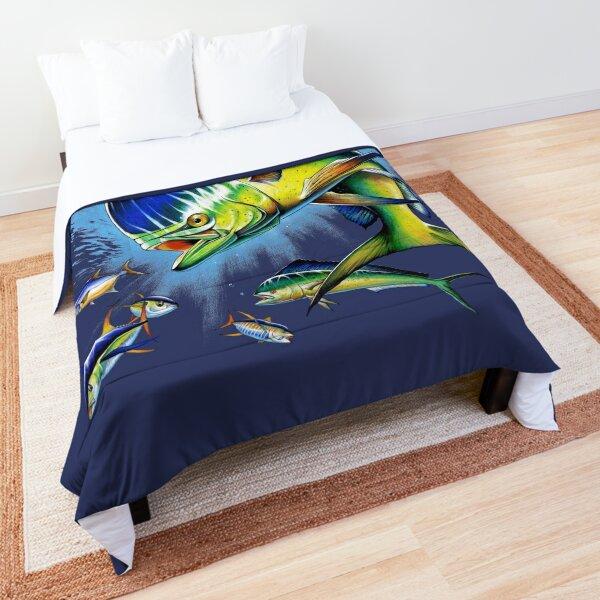 Bull Dolphin  Comforter