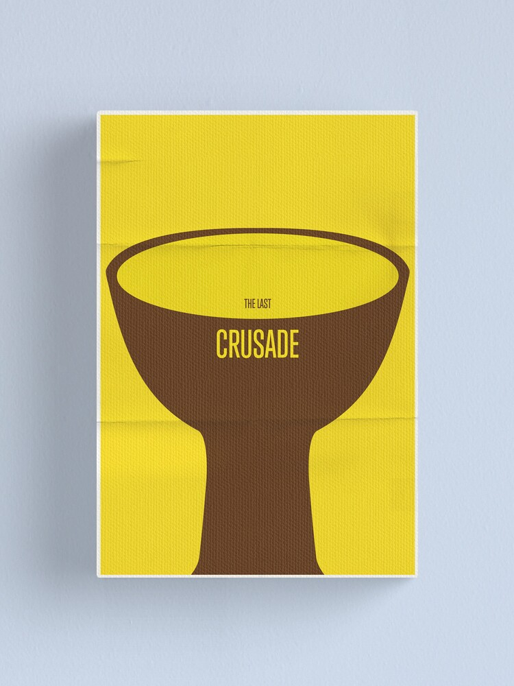 Alternate view of Crusade Canvas Print