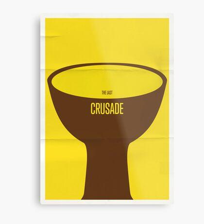 Crusade Metal Print