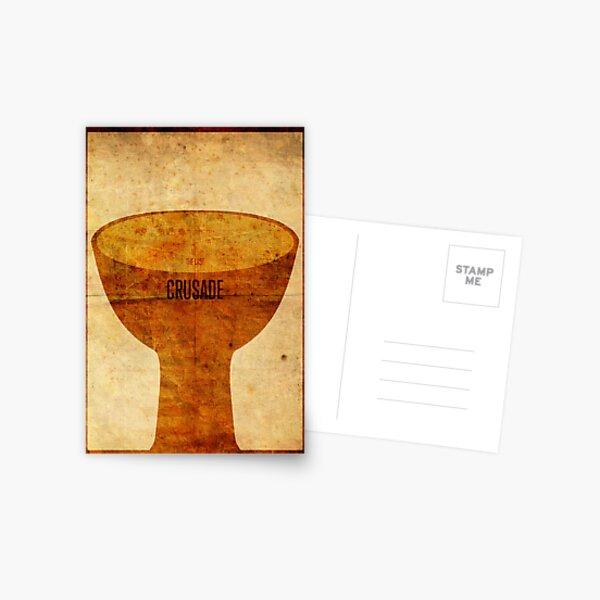 Crusade (aged) Postcard