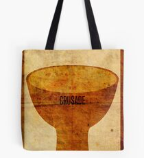 Crusade (aged) Tote Bag