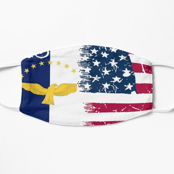 Azorean american Mask
