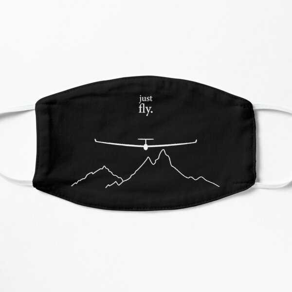 Just Fly By Glinder Design Mask