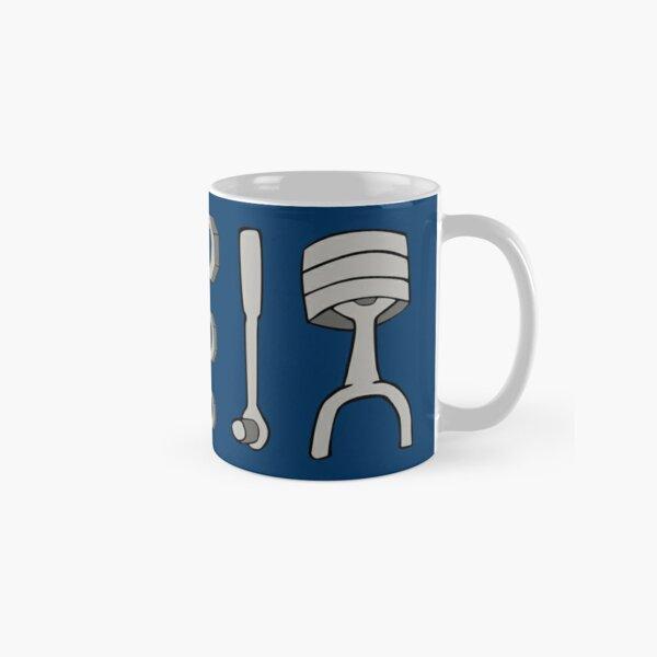 Gearhead Classic Mug