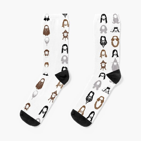 The Bearded Company Socks