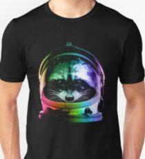 Astronaut Raccoon Unisex T-Shirt