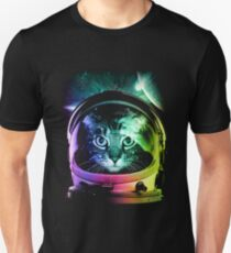 Astronaut Cat V.II T-Shirt