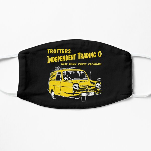 Trotters Independent Trading Co. Flat Mask
