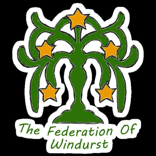 The Federation of Windurst by kjen20