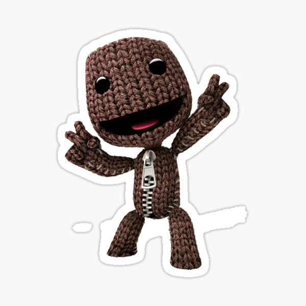 LBP Sackboy Sticker