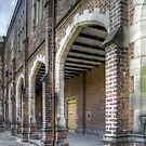The Arches - Queen's University Belfast by Victoria limerick