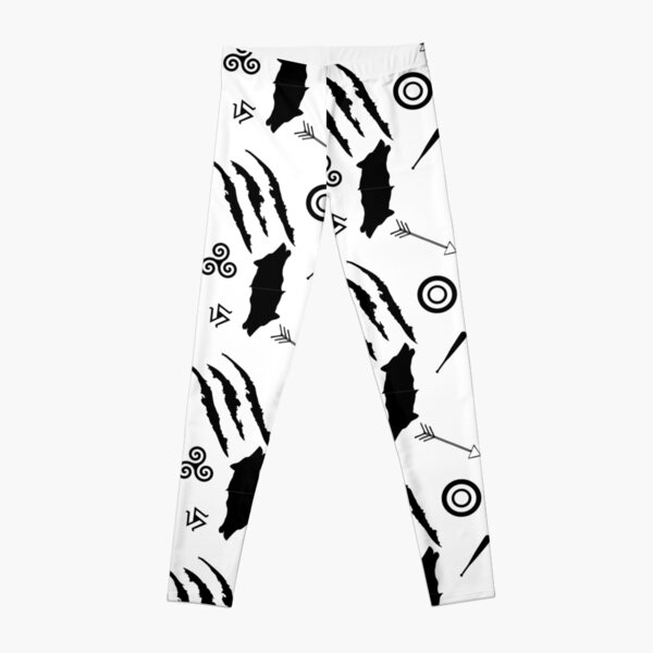 Teen Wolf Symbols Leggings