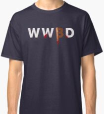 What Would Buffy Do Classic T-Shirt