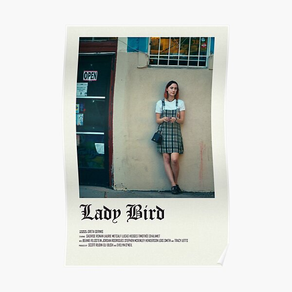 film Lady Bird Poster