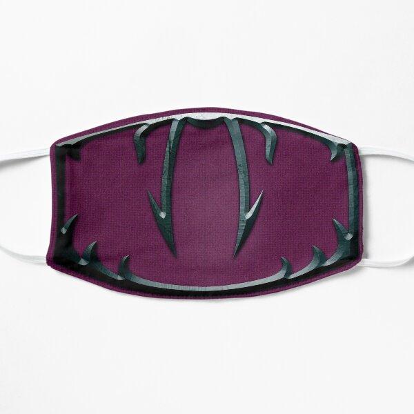 Mileena Mortal Kombat Inspired Face Mask Flat Mask