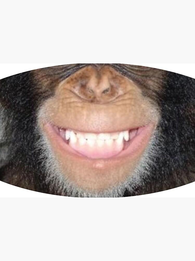 Chimp Grin Mask de Zulusneakr