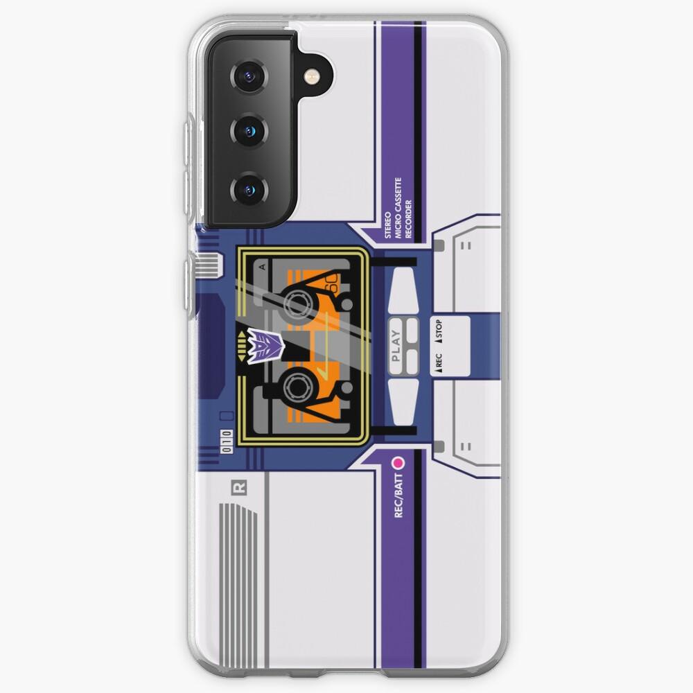 Soundwave Case & Skin for Samsung Galaxy