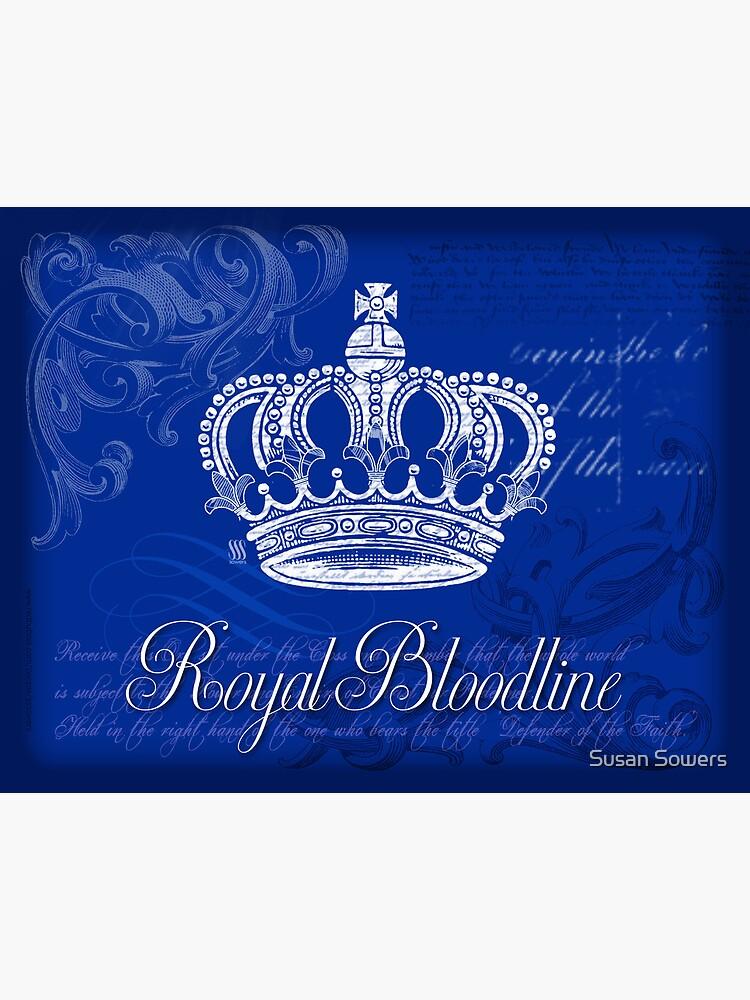 Royal Bloodline - Blue by SSSowers