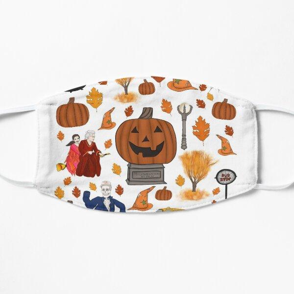 Halloweentown Est. Long Ago Flat Mask