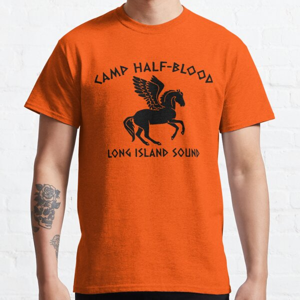 camp half blood long island sound Classic T-Shirt