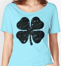 shamrock Women's Relaxed Fit T-Shirt