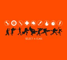 Select a Class (Team Fortress 2)