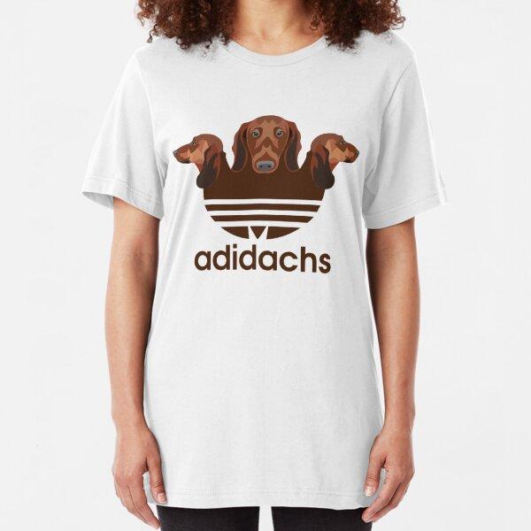 Dachshund Lover Shirt Slim Fit T-Shirt