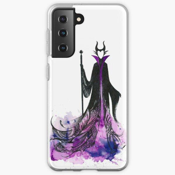 Maleficent Samsung Galaxy Soft Case