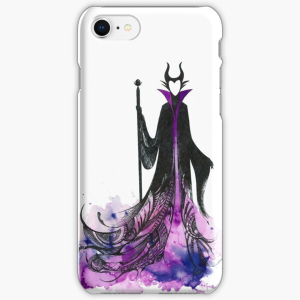 Maleficent iPhone Snap Case
