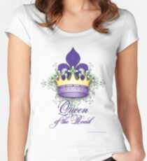 Queen of the Road Women's Fitted Scoop T-Shirt