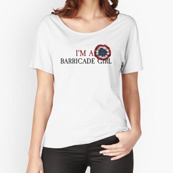 Barricade Girl Relaxed Fit T-Shirt