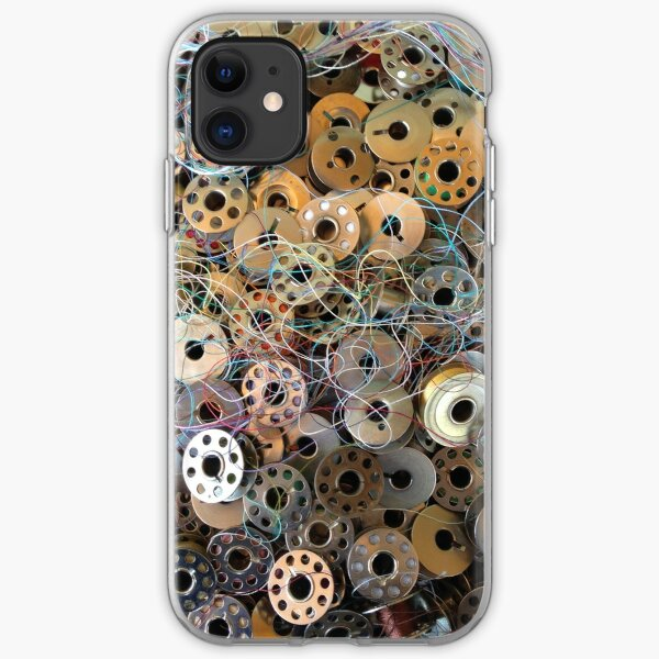 Spulen iPhone Flexible Hülle