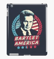 Bartlet for America  iPad Case/Skin