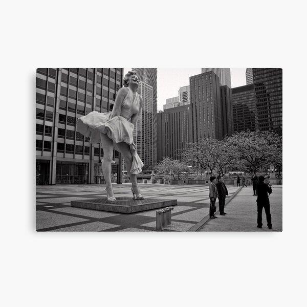 Windy City - Chicago Canvas Print