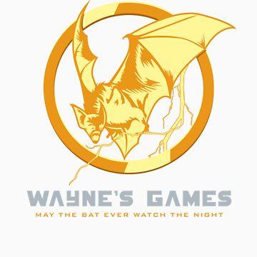Wayne's Games by studown