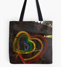 Hearts of any Country Tote Bag