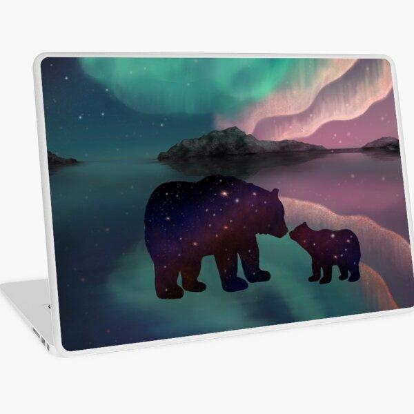 Aurora Bearealis Laptop Skin