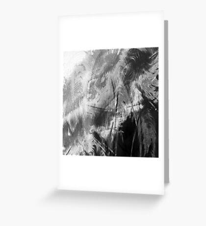 Abstract_110712 Greeting Card