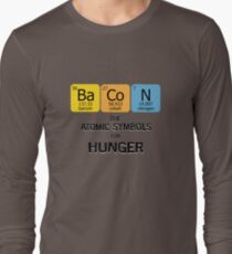 Atomic Symbol for Hunger T-Shirt